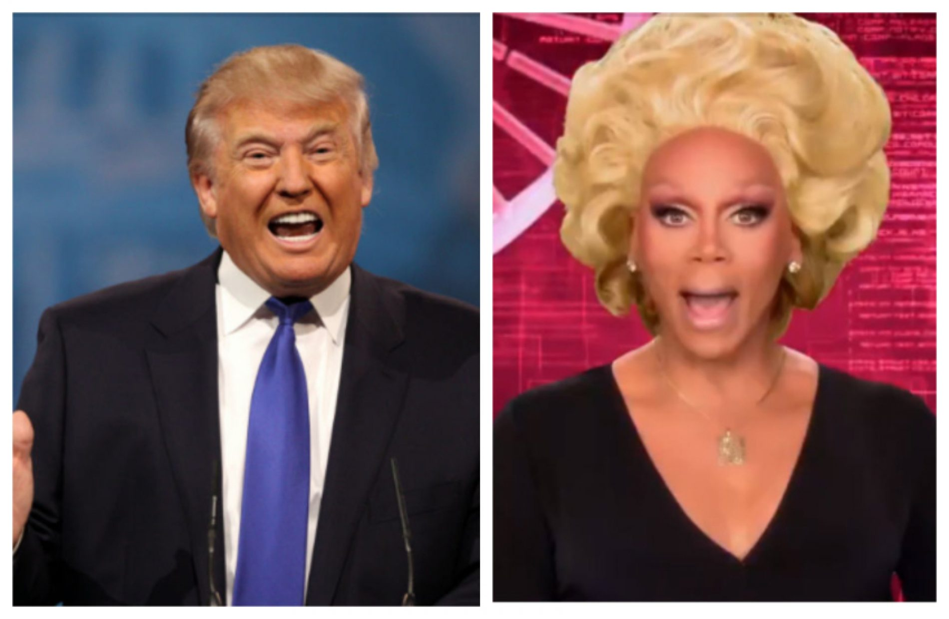 Donald Trump accidentally created a 'RuPaul's Drag Race' hashtag
