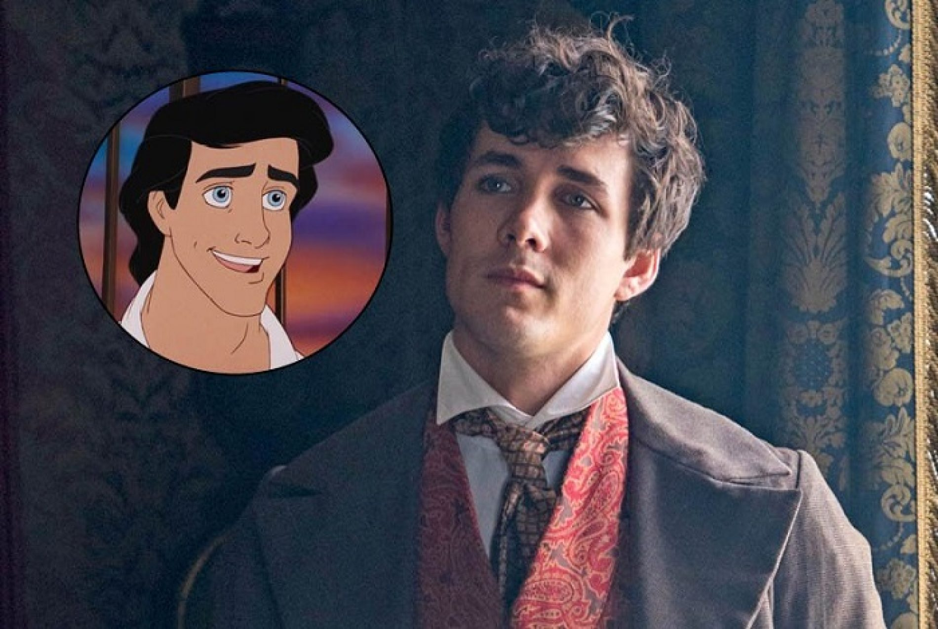 The Live-Action Little Mermaid Has Finally Found Its Prince Eric