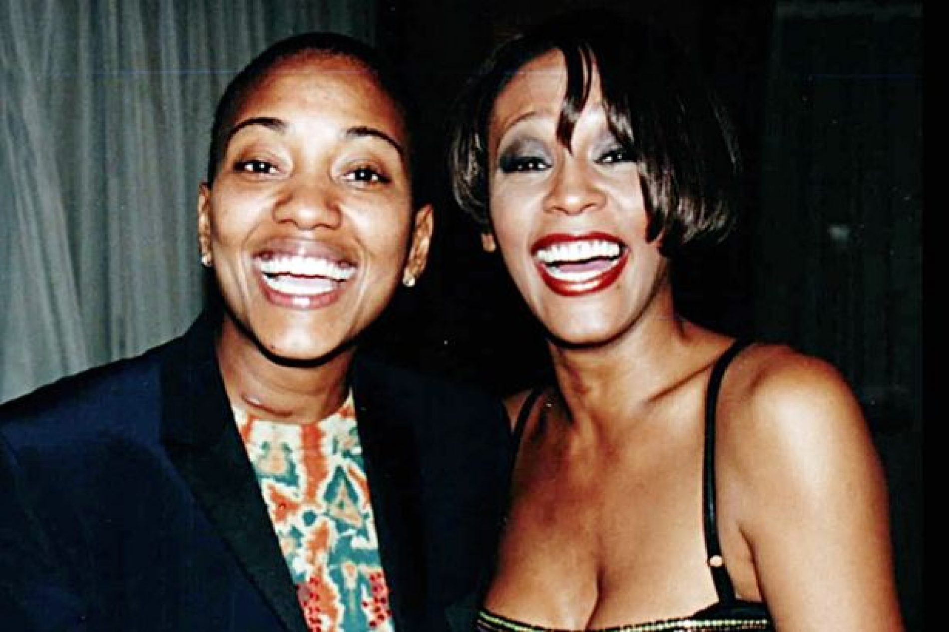 """There Was No Shame."" Robyn Crawford opens up about her relationship with Whitney Houston"