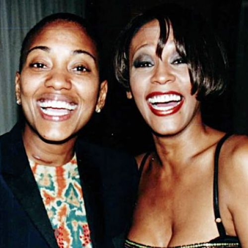 """""""There Was No Shame."""" Robyn Crawford opens up about her relationship with Whitney Houston"""