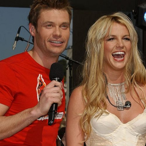 Throwback To That Moment When People Believe Britney Spears Realized Ryan Seacrest Wasn't Gay