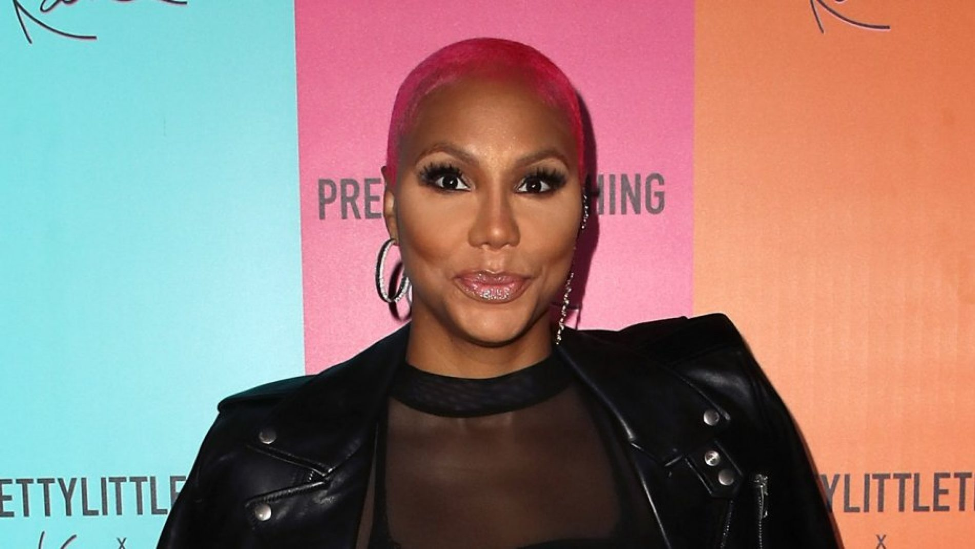 """Tamar Braxton tells Women that if a Man """"Lays With You"""" and """"He Don't Touch You"""", He's Gay"""