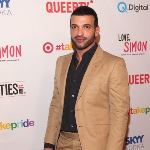 """I'm Ready To Break Out And Challenge The World We Live In."" Haaz Sleiman speaks on his new show and how coming out as a ""total bottom"" impacted his career"