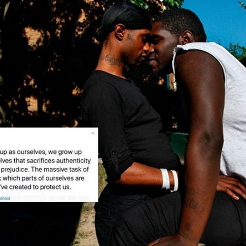 Activist Gives A Resonating Insight On What It Feels Like To Grow Up Gay