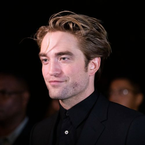 "Robert Pattinson named ""the Most Handsome Man in the World"""