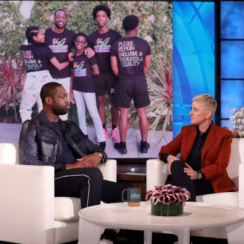 "Dwyane Wade Recalls ""Proud"" Moment His Transgender Child Came Out To Him"