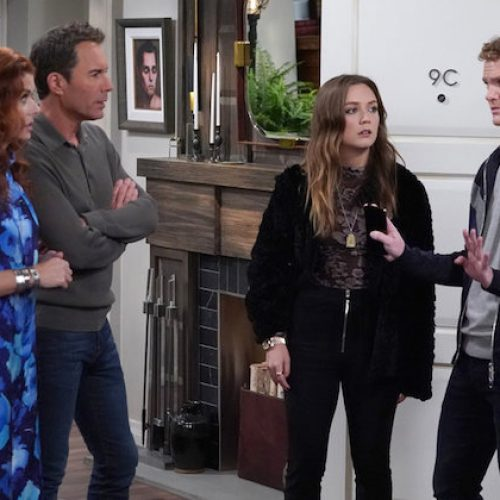 Opinion: 'Will & Grace' Tackling Bisexual Erasure Does More Harm Than Good
