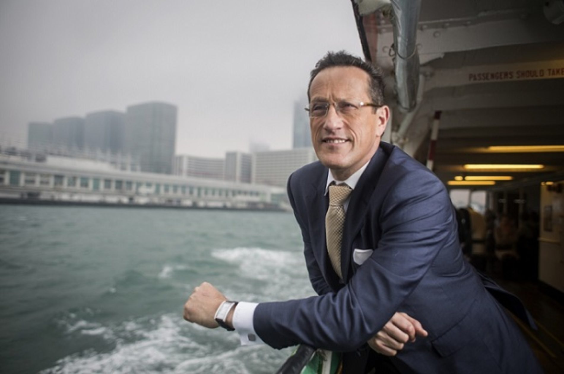 'My worst fears never materialised after coming out' – CNN host Richard Quest reveals