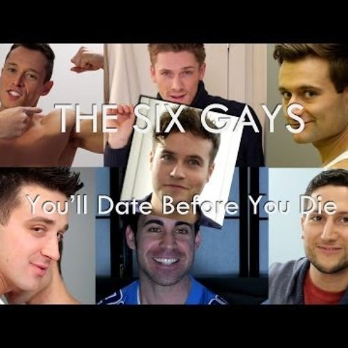 The Six Gays You'll Date Before You Die
