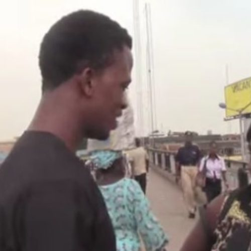"""What If Your Partner is Gay?"" Watch What Nigerians Have to Say"