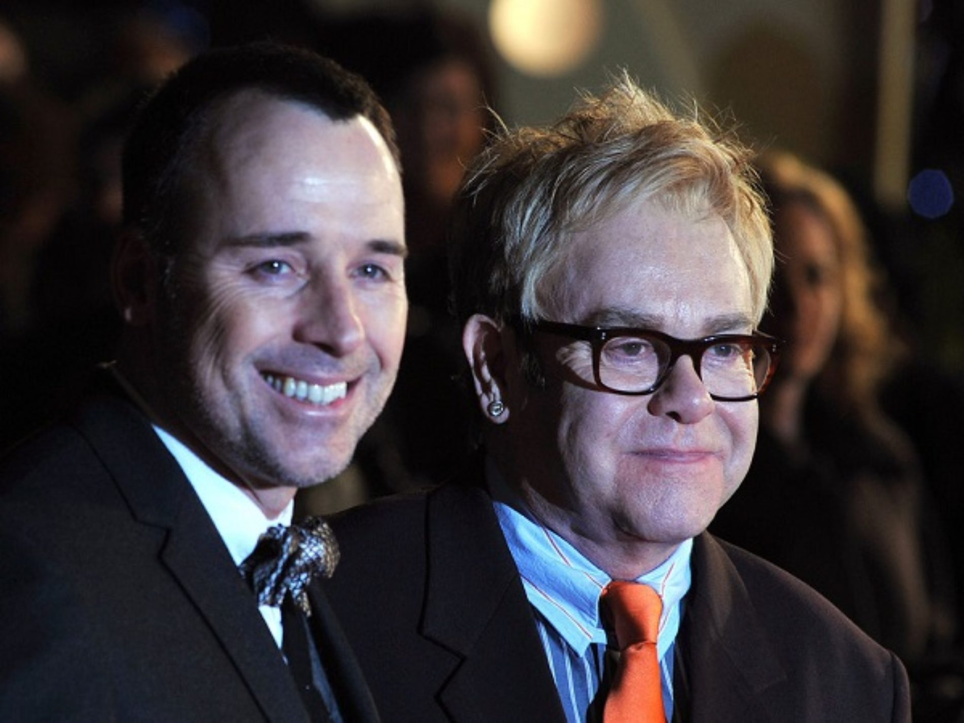 'Jesus would support same-sex marriage.' – says Elton John