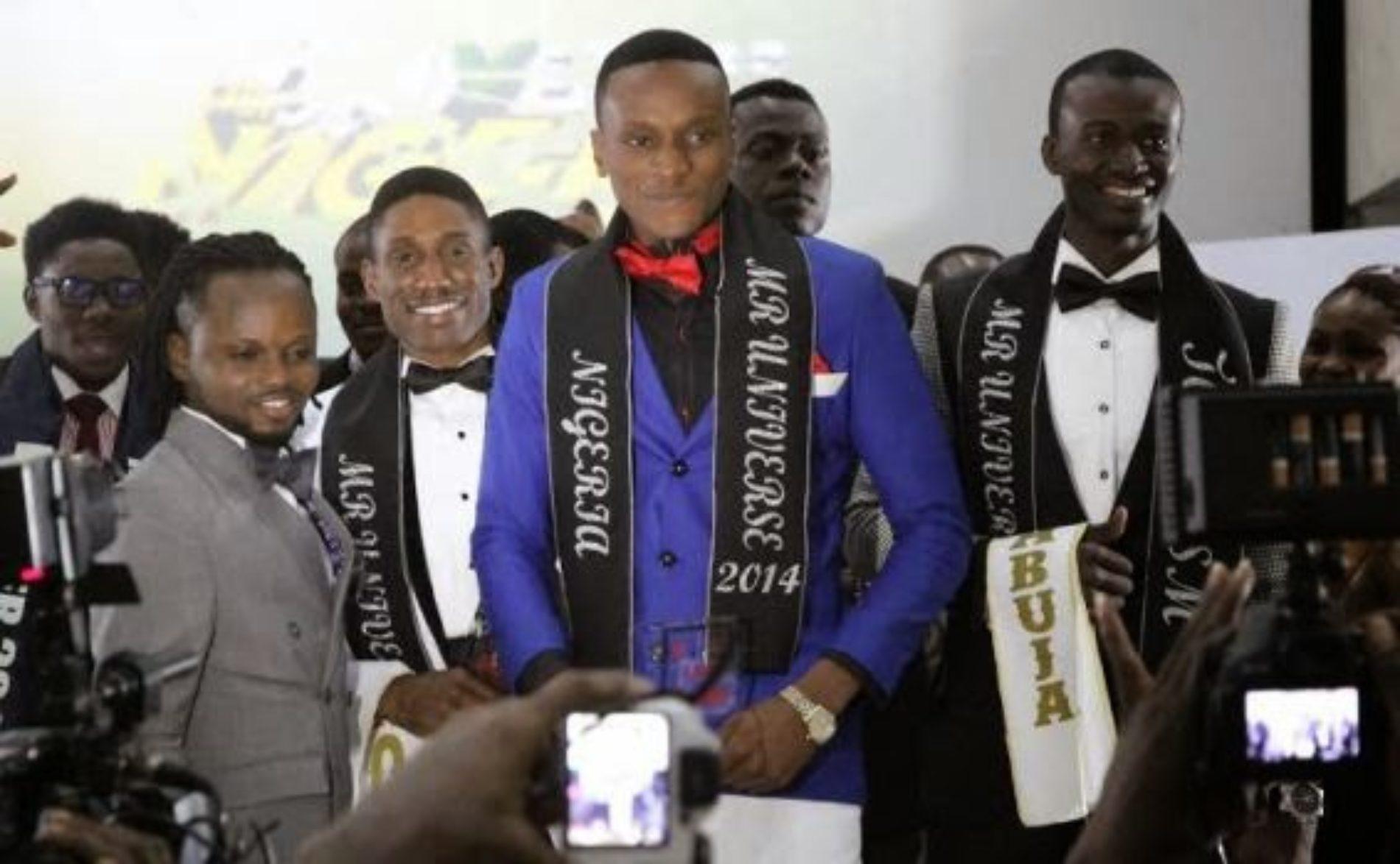 Hot Or Nay: Meet Mr Universe Nigeria 2014 winner