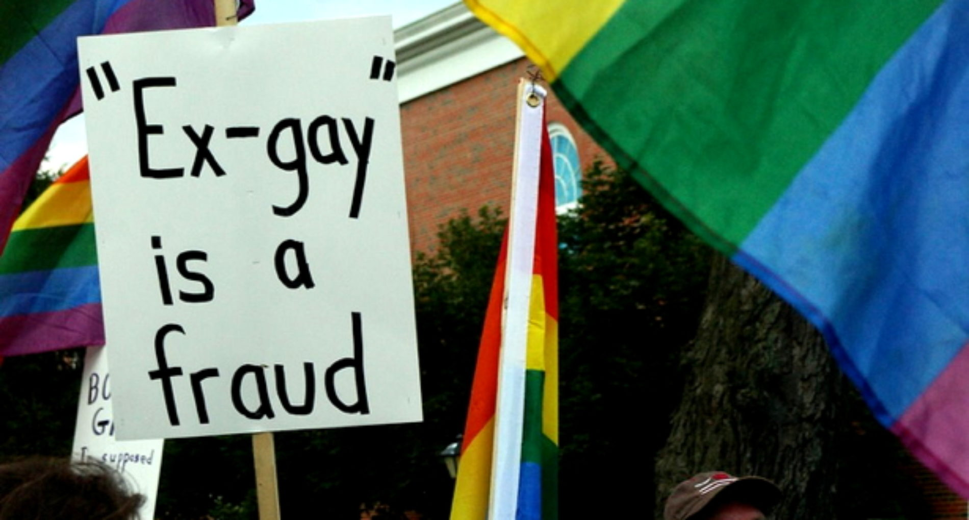 Former members of the Gay Conversion Therapy Movement Apologize