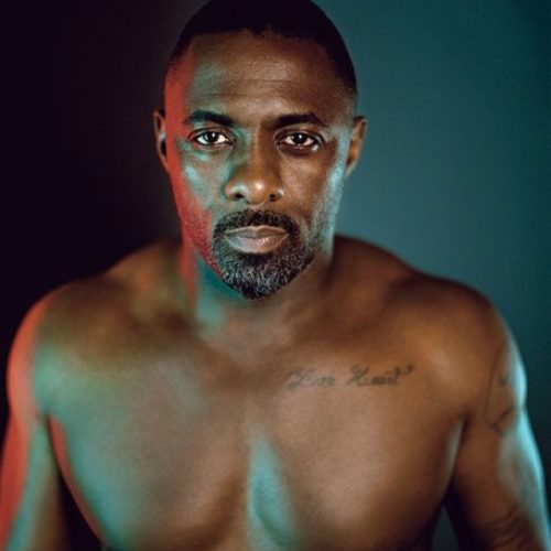 The Sinful Choco-latté That Is Idris Elba
