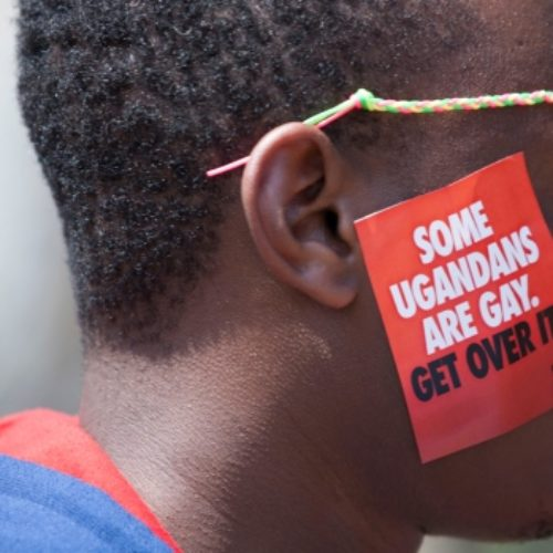 Uganda holds its first gay pride following overturn of anti-gay law