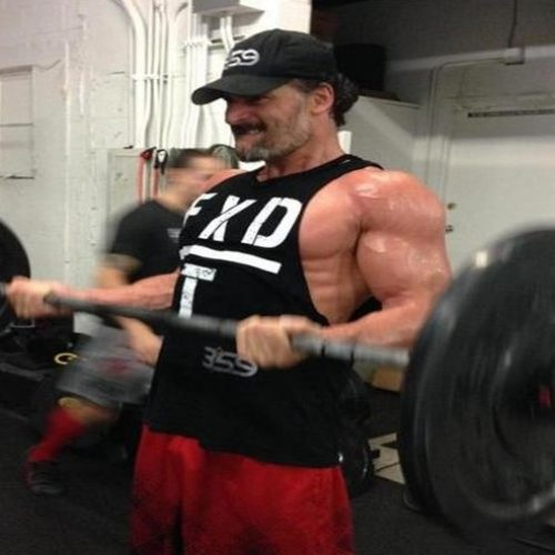 Joe Manganiello Getting Even More Ripped for the 'Magic Mike' Sequel