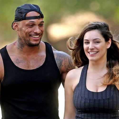 Kelly Brook no longer engaged to hottie David McIntosh