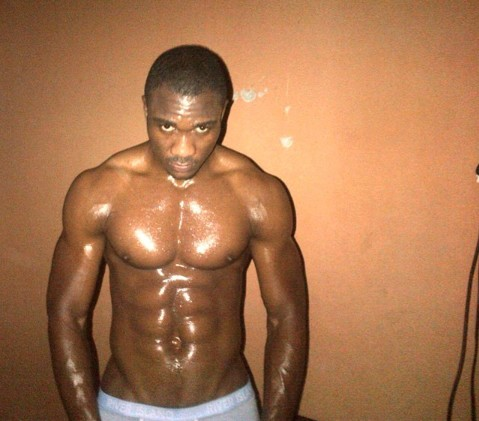 Model Kenneth Nwadike 12