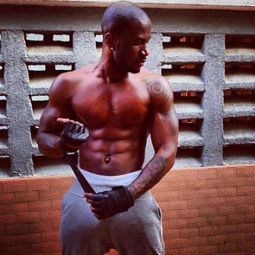 Man Crush Saturday: Peter Okoye