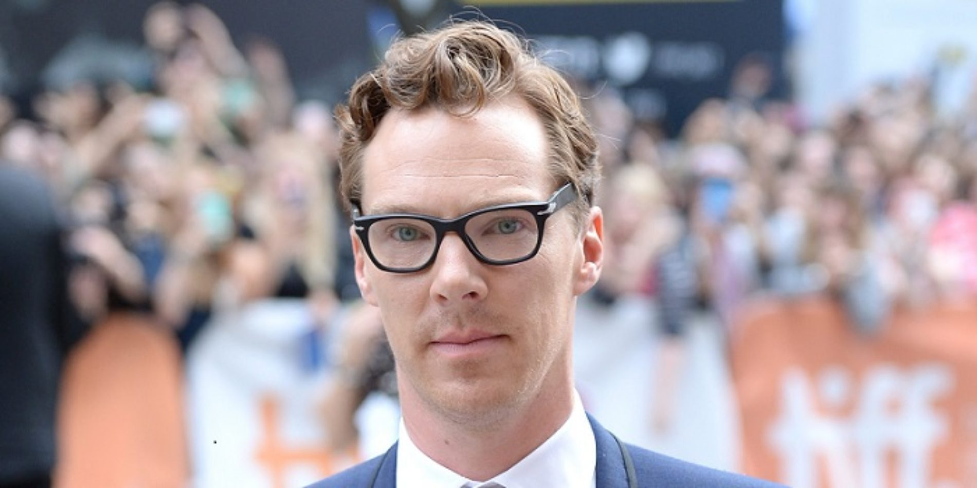 """""""I'd defend gay rights 'to the death'."""" – Benedict Cumberbatch"""