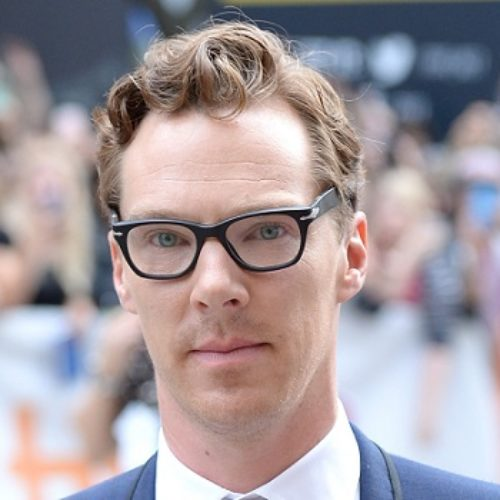 """I'd defend gay rights 'to the death'."" – Benedict Cumberbatch"