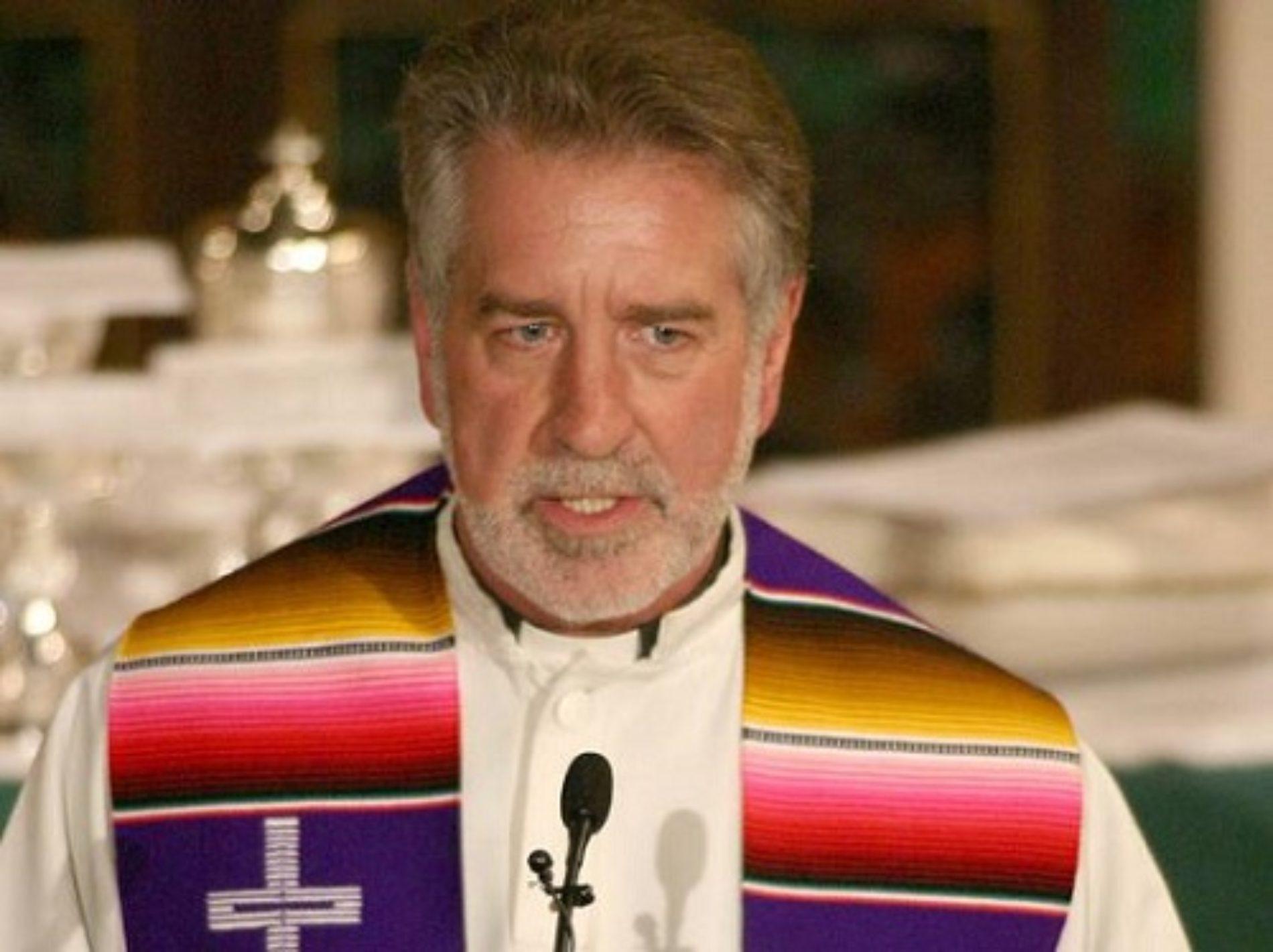 'We Follow a Jesus I Do Not Recognize.' Rev. Colin Coward in a Facebook Rant