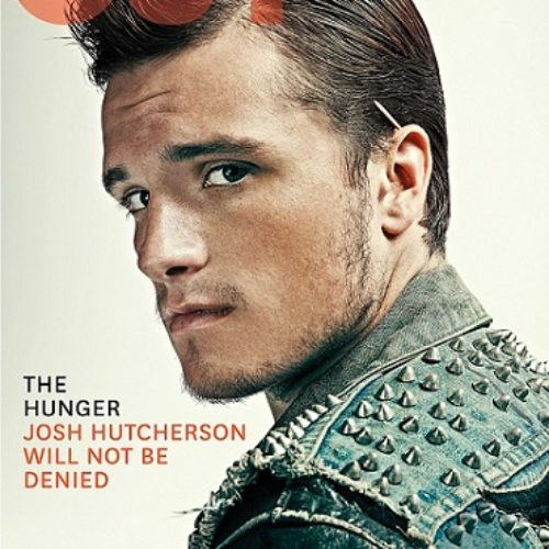 'I could meet a guy': The Hunger Games star Josh Hutcherson says he's open to dating men