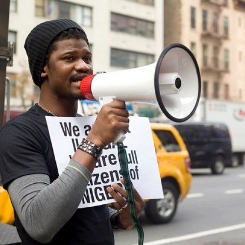 Nigerian Human Rights Activist brings Lawsuit after Arrest and Unlawful Detention