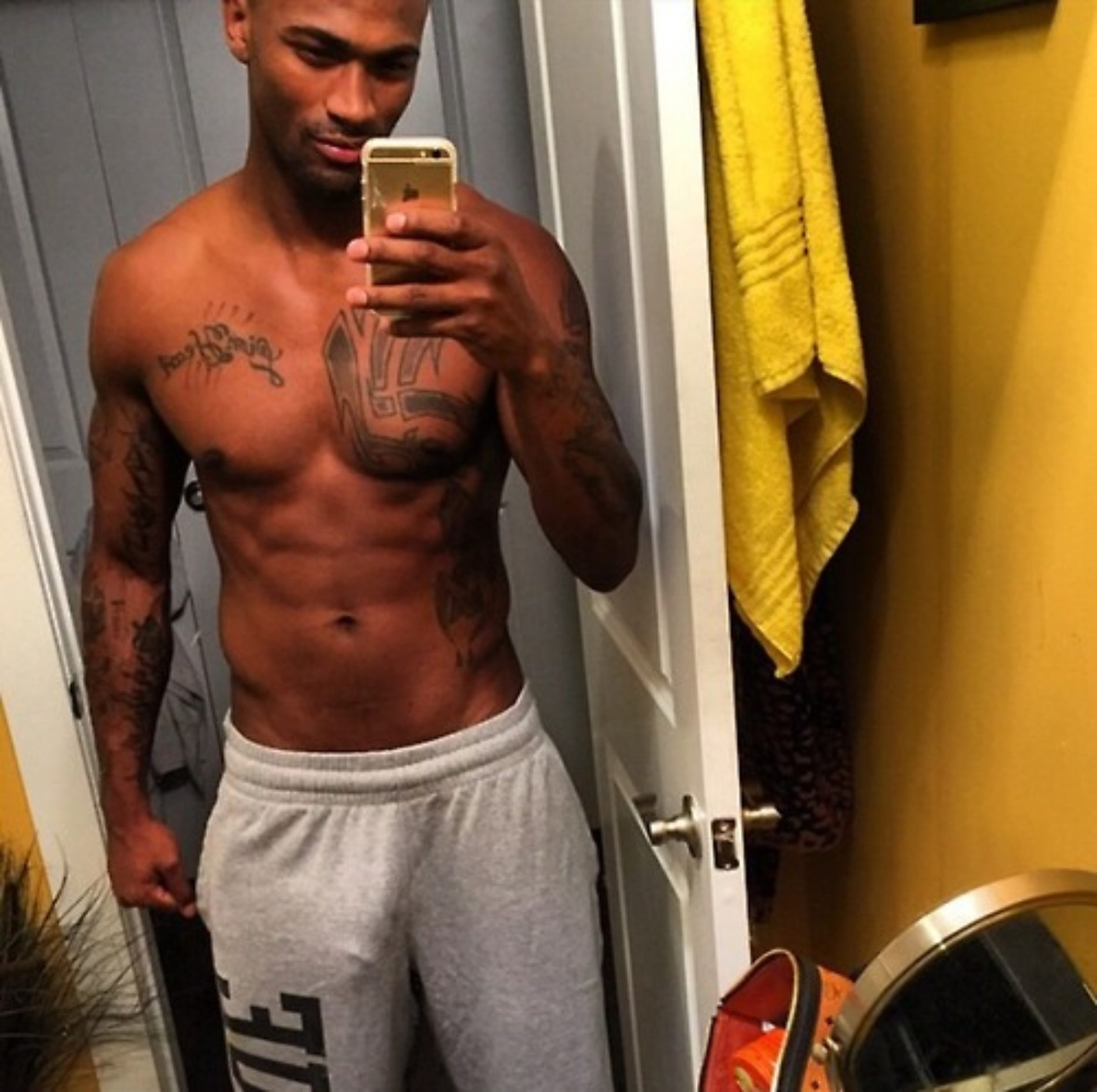 Former NFL Player Keith Carlos Becomes The First Male to Win America's Next Top Model