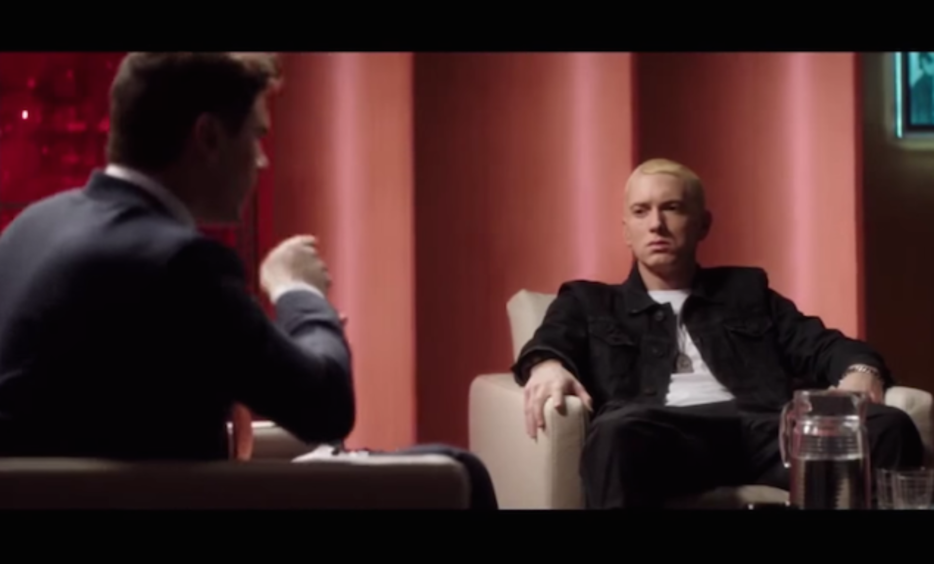 Eminem Admits To Being Gay in Sony's 'The Interview'