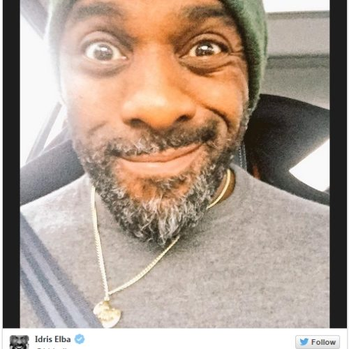 Idris Elba's Response to the James Bond Casting Rumors