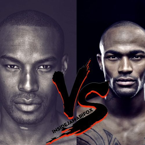 So It Is A Tyson Beckford vs. Keith Carlos beef