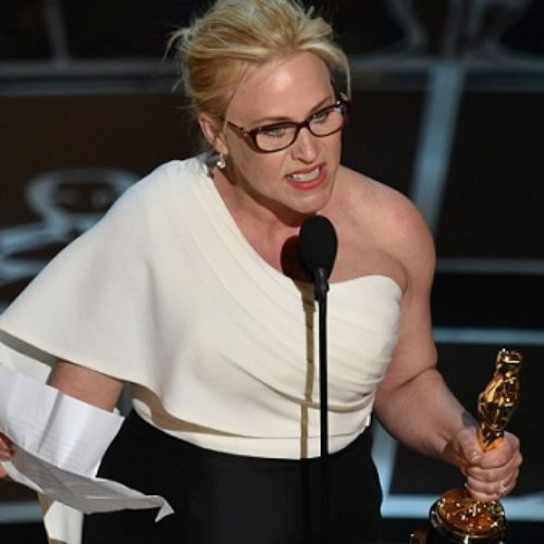 'It's time for gay people to fight for women's rights.' – Patricia Arquette
