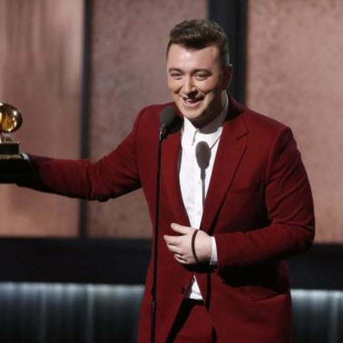 Sam Smith Is Quadruple Winner At 2015 Grammy Awards