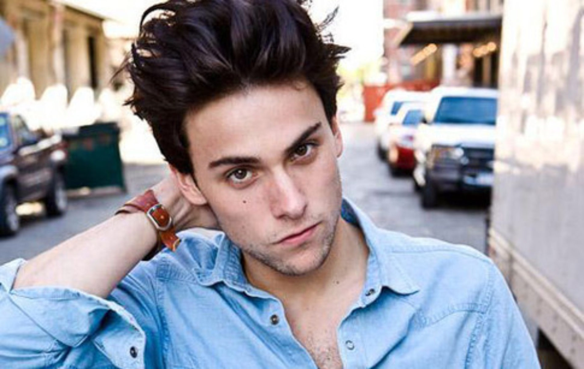 Actor Jack Falahee Is not Impressed With Questions About His Sexual Orientation
