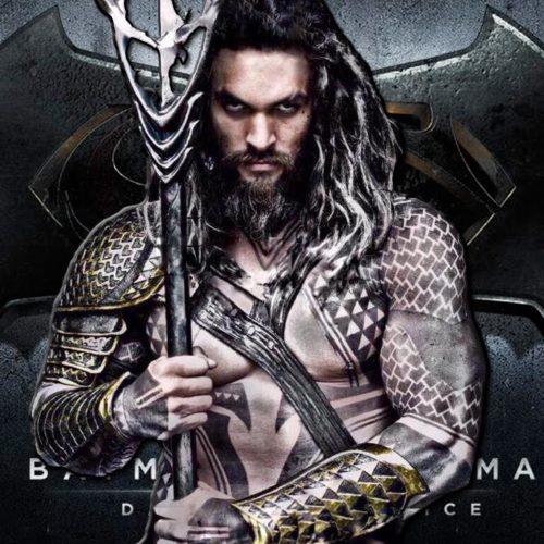Jason Momoa Unveiled As Aquaman
