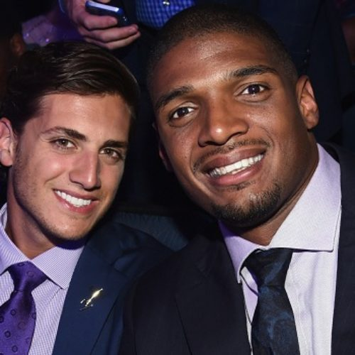 Michael Sam Knew He 'Didn't Like Girls' After His First Time With A Man