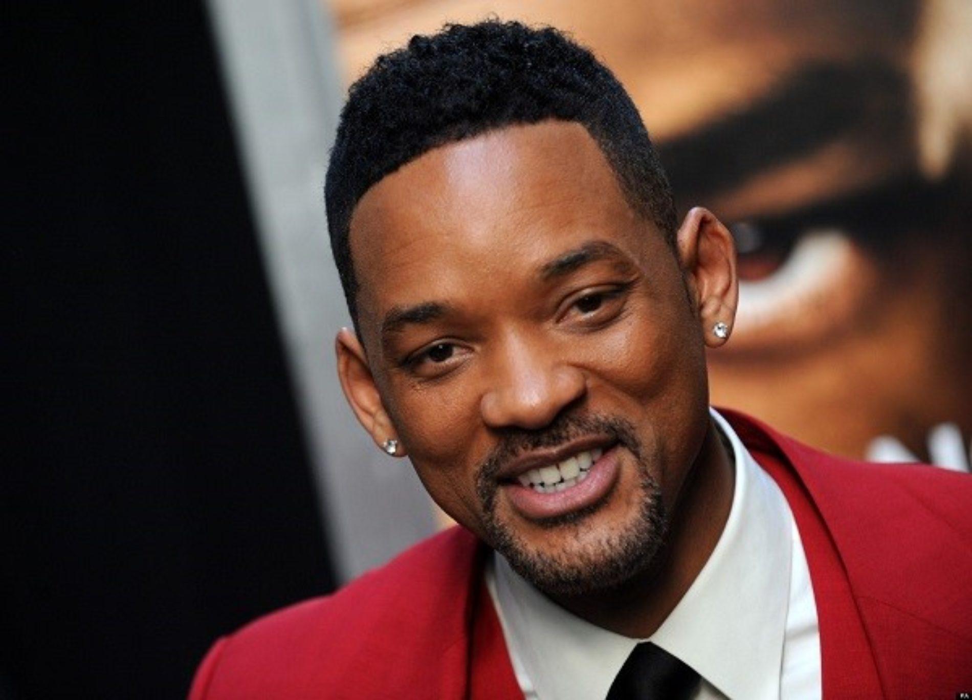 Will Smith thinks Denzel Washington is sexy