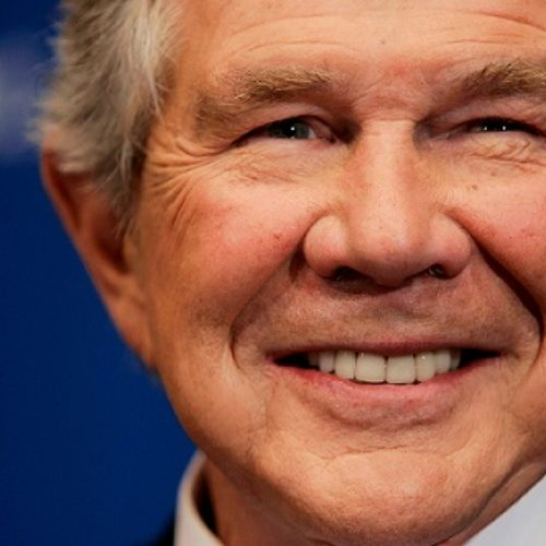 'Treat your gay son like a drug addict.' – says Televangelist Pat Robertson