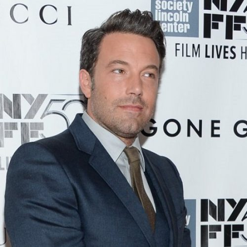Ben Affleck's Huge Schlong And The Manatomy Award