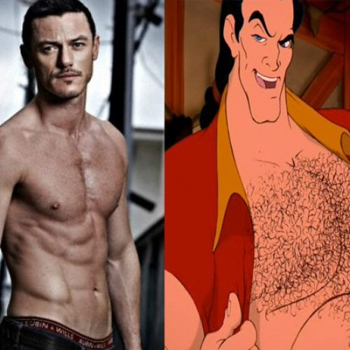 Beauty and the Beast's Gaston to Be Played by (Sorta) Openly Gay Luke Evans
