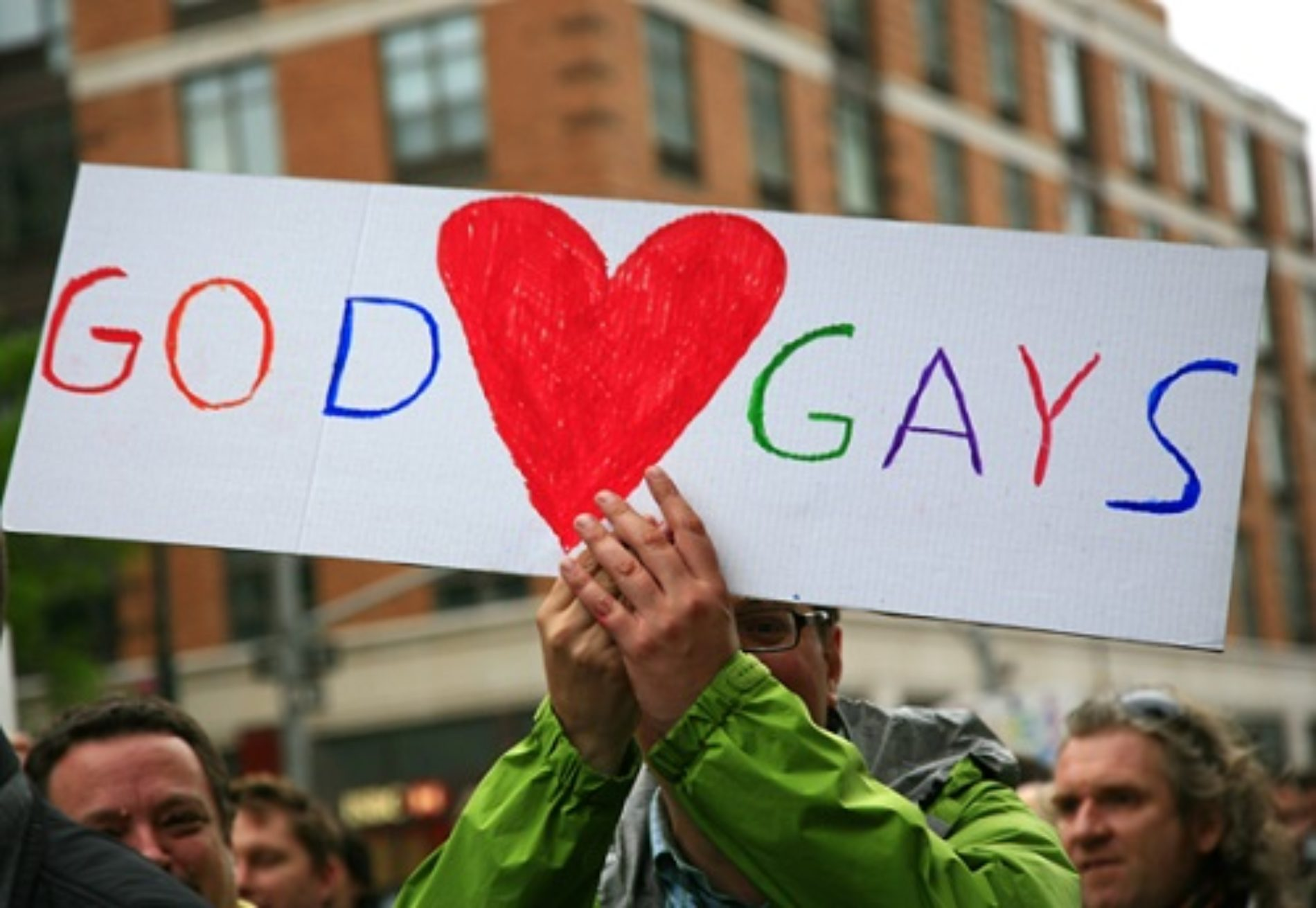 Does God Hate Homosexuals?