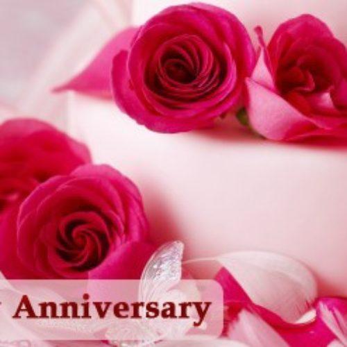 An Anniversary Message