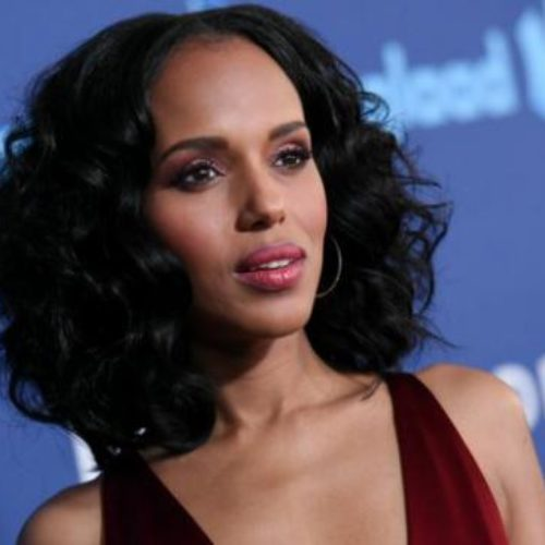 """""""We can't let minorities be pitted against each other."""" – Kerry Washington"""