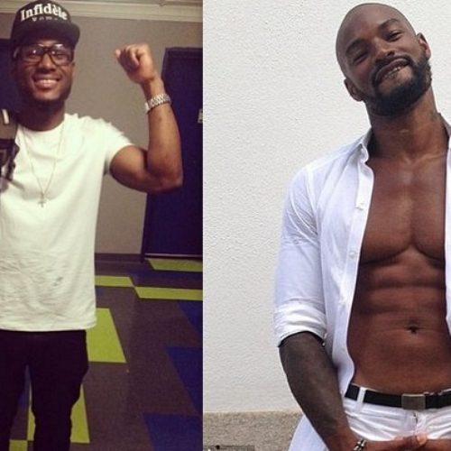Supermodel With A Super Nasty Attitude? Tyson Beckford Puts Down Aspiring Nigerian Model, D9gerianking