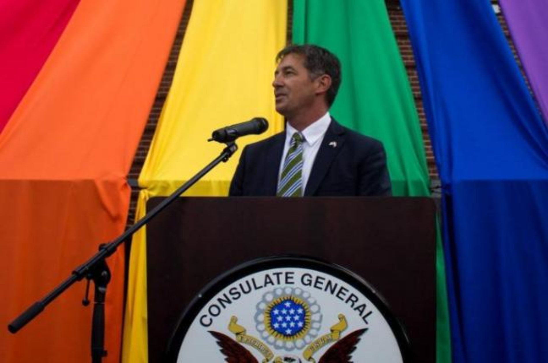 What Bisi Alimi Has To Say About The United States' Special Envoy for LGBT Human Rights