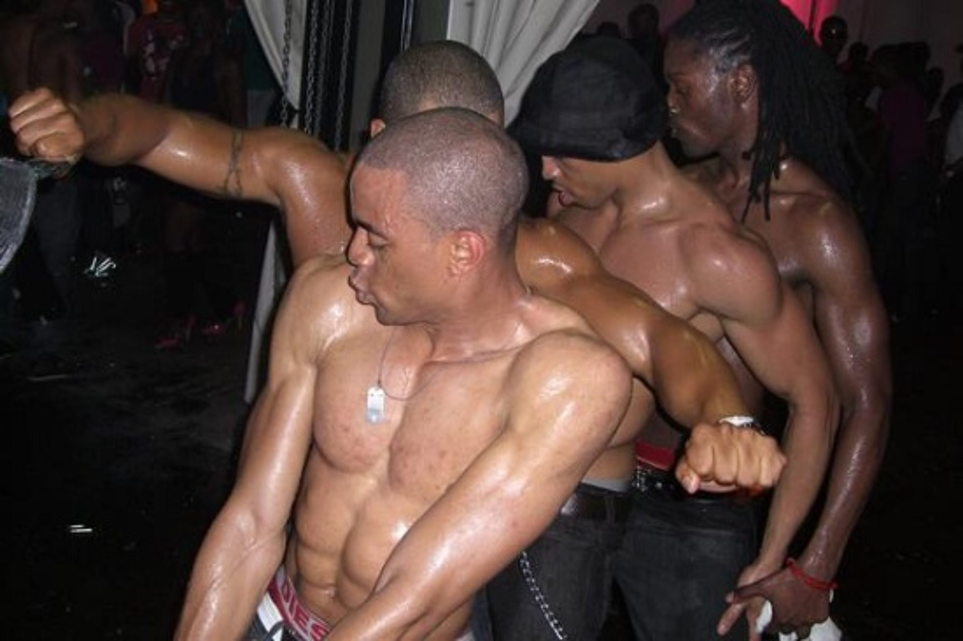 My Fascination With Gay Parties