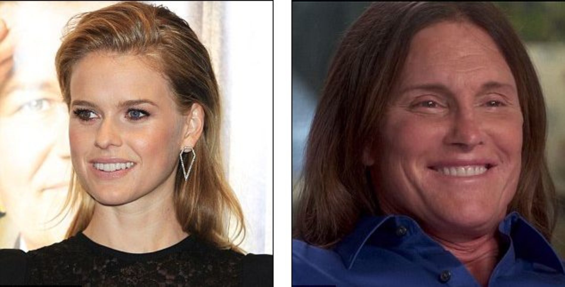 Actress Alice Eve branded a bigot over rant against Bruce Jenner