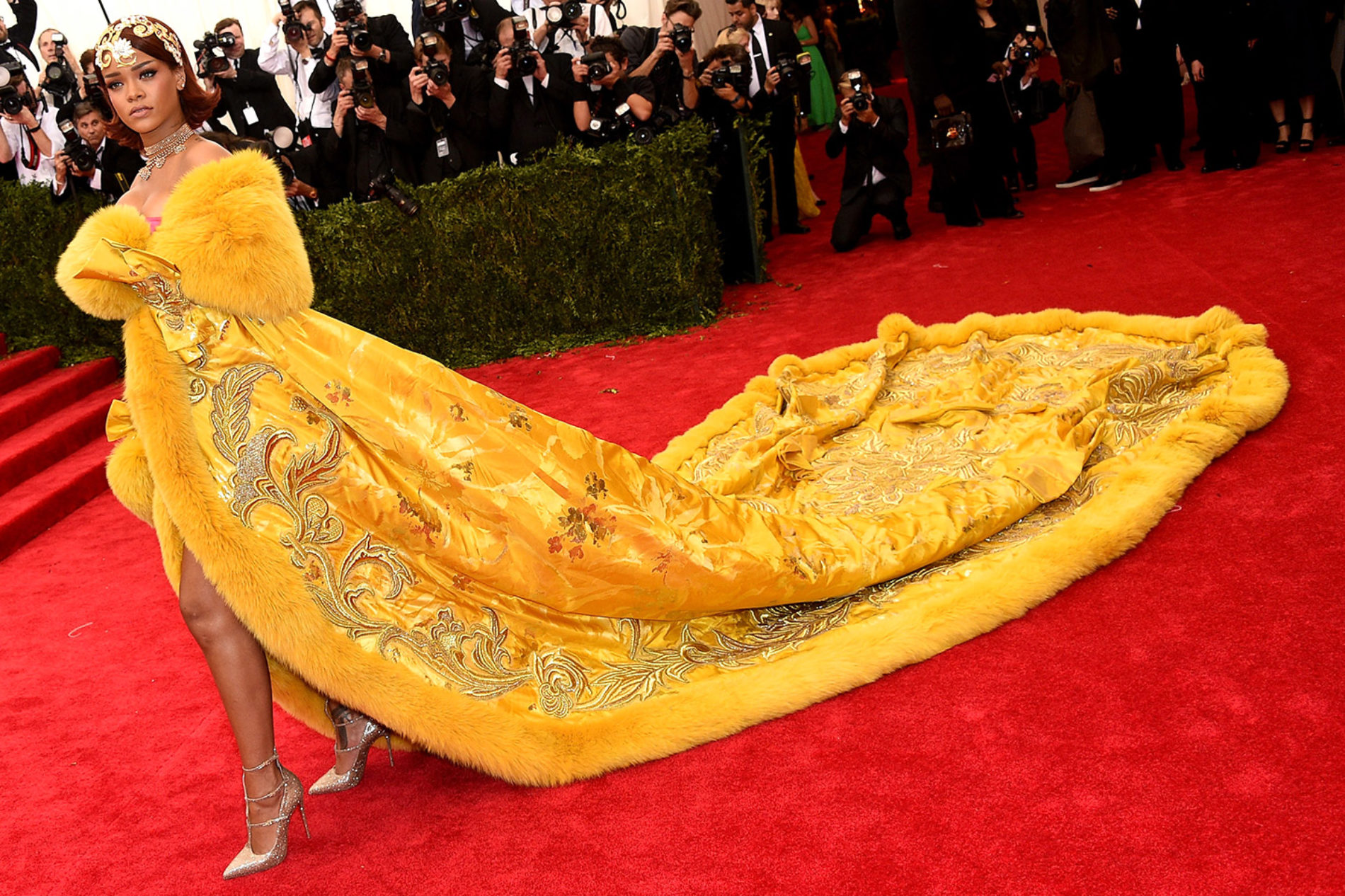 KD's Fashion Police: The Met Gala 2015