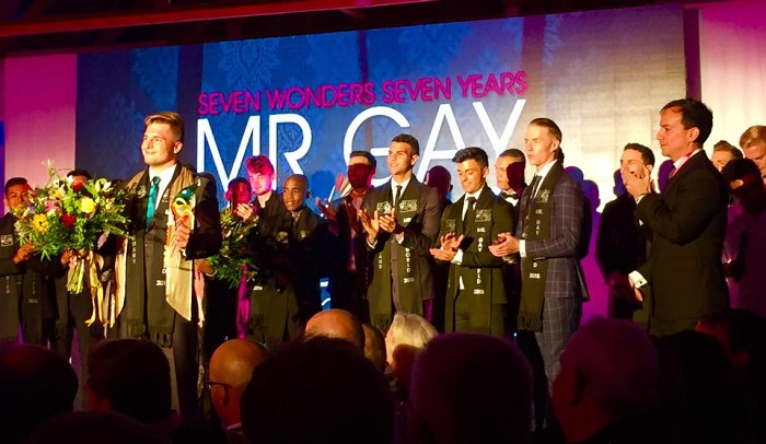 Mr Gay World 2015 2